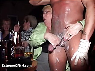 handjob, amateur, mature, homemade, party, drunk, cfnm