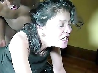 Amoral Grandma Interracial Sex