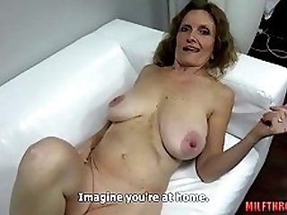 My Grandma Wanna Be A Pornstar!