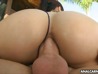 Big ass getting fucked