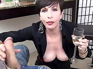 Drunk Aunt POV Sex