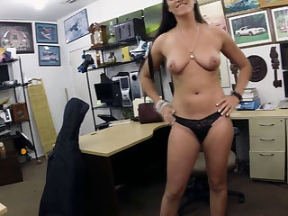 Mature Brazilian Beaty gets her tight pussy fucked