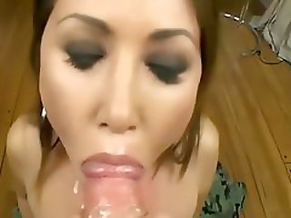 Asian Cum Swallow Complation