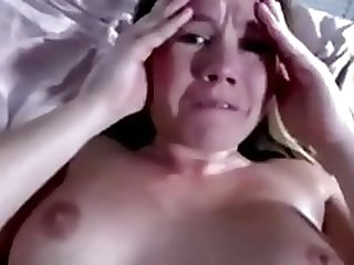 Cum in Step Moms Twat