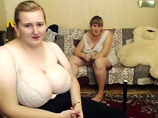 Busty BBW Giorg107 08/15/18 Part 1