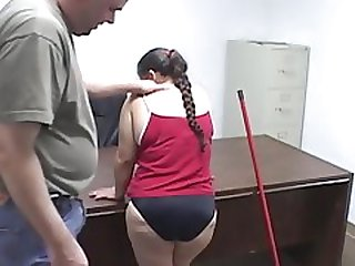 Amateur Standing Up Anal Doggystyle Sex With Fat Mature Mexican Whore