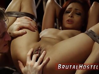 Fisting bondage gangbang Poor tiny Jade Jantzen, she just desired to have a fun vacation