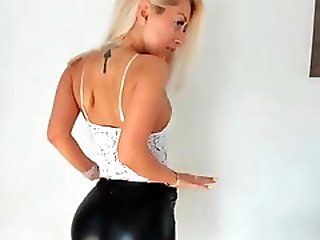 A Blonde You Don T Want To Miss...