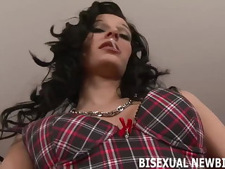 I can tell you have never sucked a cock before