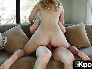 5KPORN - Busty Latina Creampied in HD