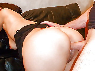 AmateurEuro - Italian  MILF Rosy B. Gets Fetish Fucked By BF