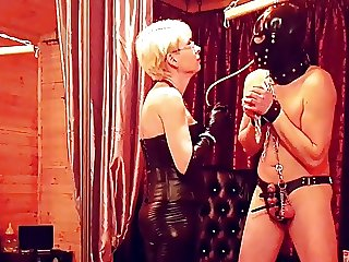 Mistress Xsenija, New slave no. 9 (introduction)