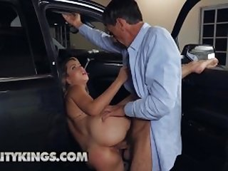 Reality Kings - Dirty old man fucks lil stepdaugter Alina Lopez