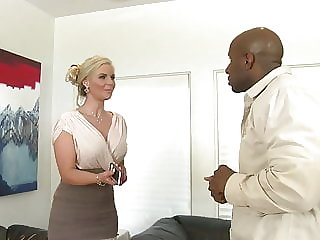 Horny Cheating Wife First Black Big Dick BBC Sex Experience