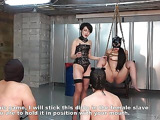 MLDO-165 The Mistress that bought 2 male pigs and a female