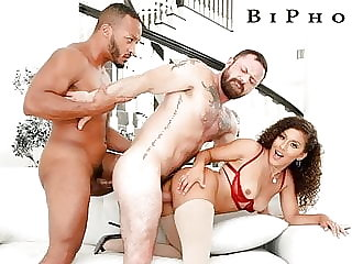 Man Practices Bi Sex With Married Friends To Make GF Happy