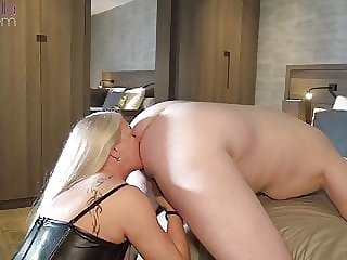My asshole is there to fuck! Hard Ass, Mouth and Pussy-Fuck!