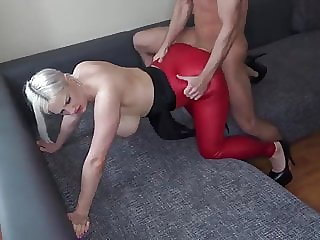 Fucking big ass Milf hard Doggystyle