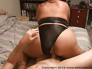 Your Big Butt Mexican Mom Does Anal Porn Now