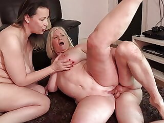Best of mature porn with busty moms
