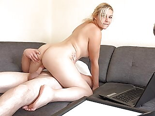 Livesex in front of many virtual viewers! l DADDYS LUDER