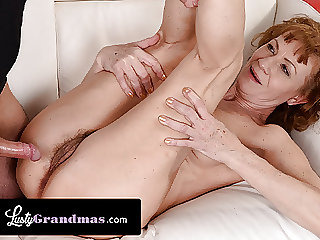GILF Can't Resist Yoga Instructor's Tempting Cock
