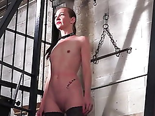 Stinging Nettle Bdsm And Amateur Milf Slave Lolanis Strict