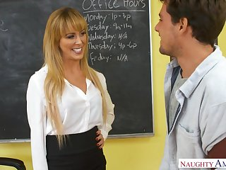 My First Sex Teacher - Cherie Deville
