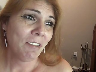 Big butt granny agrees to be nailed in the ass POV style on the camera