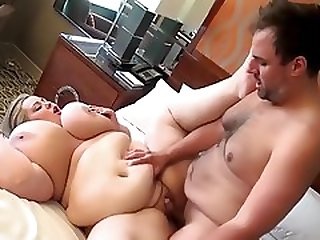 Ssbbw Belly Button Fuck And Cum On Tummy
