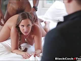 Amirah Adara pounded by huge black boner