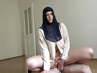 Sex With Muslims arab girl and cum
