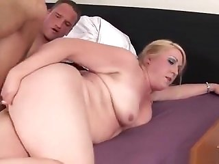 Chubby Women Need Loving Too! This Chubby German Chick Is