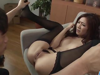 Ravishing full porn session with naked, Kaori Maeda - More at javhd.net