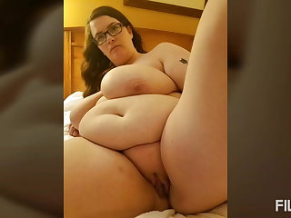 Bbw wife nicole knockers