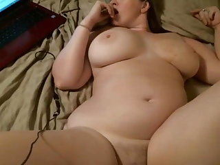 Mature Slut with Big Tits Gets Fucked and Creampied