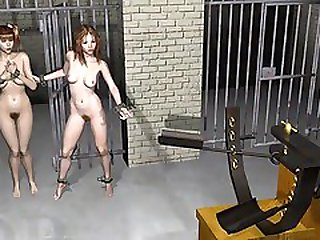 DrawingPalace.com - Best BDSM And Fetish Cartoon Compilation