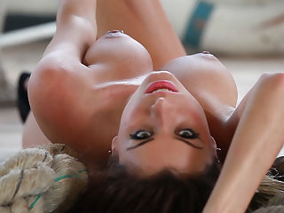 Hot erotic model babes with perfect bodies love doing this