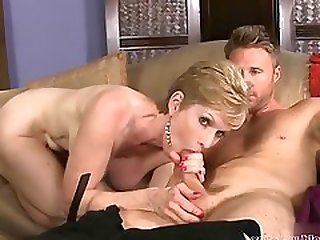 Sindee Dix - Horny Granny Got Laid By An  - Mature