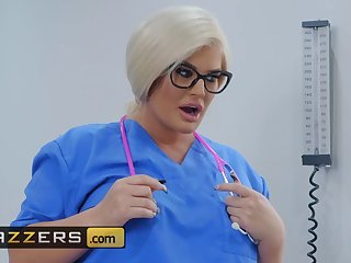 Brazzers - Doctors Adventure - Julie Cash Keiran Lee - Bedside Manner