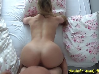 Best POV Doggystyle Ever! - Perfect Ass and Creampie