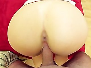 Beautiful Teen Fucked Doggystyle