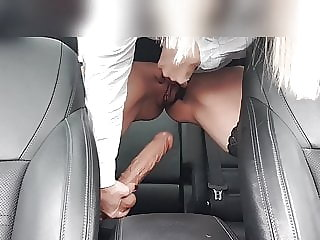 Some fun in the car