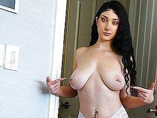 PropertySex Roommate with big natural tits asks for favor