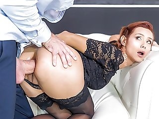 LETSDOEIT Big Cock Anal Makes Latina To Squirt-Veronica Leal