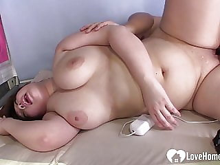 Chubby Japanese cutie likes to get fucked hard