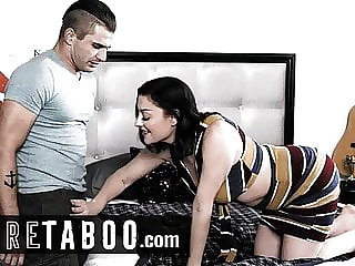 PURE TABOO Lonely Mom Wants Step-Son To Impregnate Her