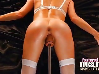 SQUIRTING ORGASM !!!  MAX SPEED FUCKING MACHINE