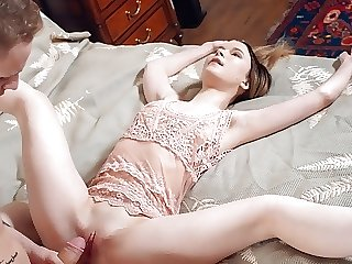 SIS.PORN. Sex with stepbro is better for cutie than watching