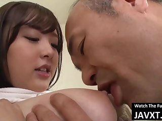 Home Alone With Daddy - japanese BBW porn